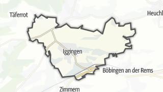 地图 / Iggingen