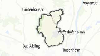 Karte / Großkarolinenfeld