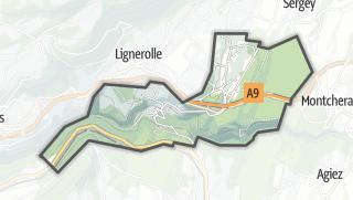 Карта / Les Clées