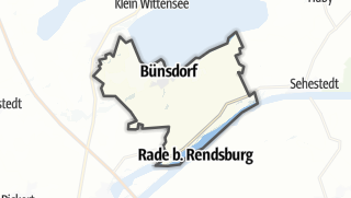 Map / Bünsdorf