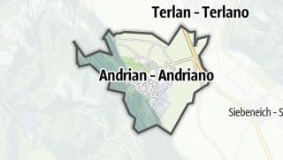Karte / Andrian
