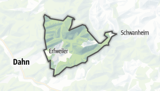 Cartina / Erfweiler