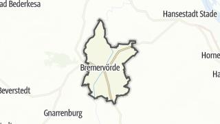 Cartina / Bremervörde