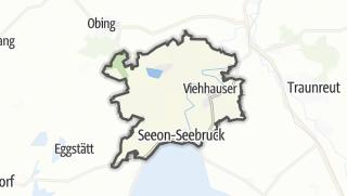 地图 / Seeon-Seebruck