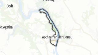 Carte / Aschach an der Donau