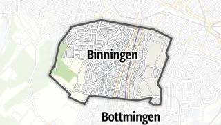 Mapa / Binningen