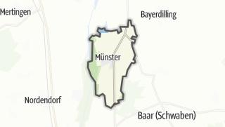 Cartina / Münster