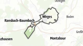 Mapa / Wirges