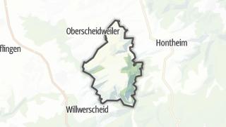Mapa / Niederscheidweiler
