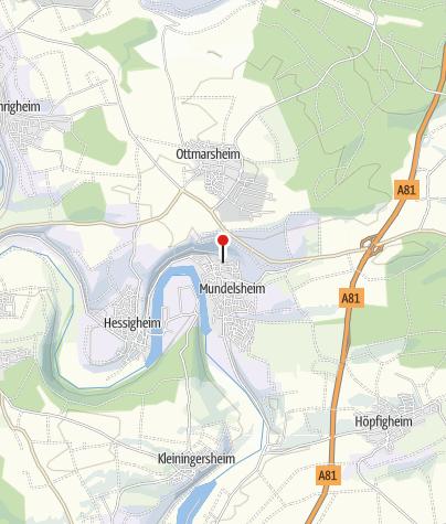 Karte / ZweiRadScheune, Mundelsheim