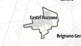 地图 / Castel Rozzone