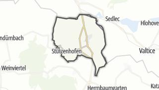 Map / Drasenhofen