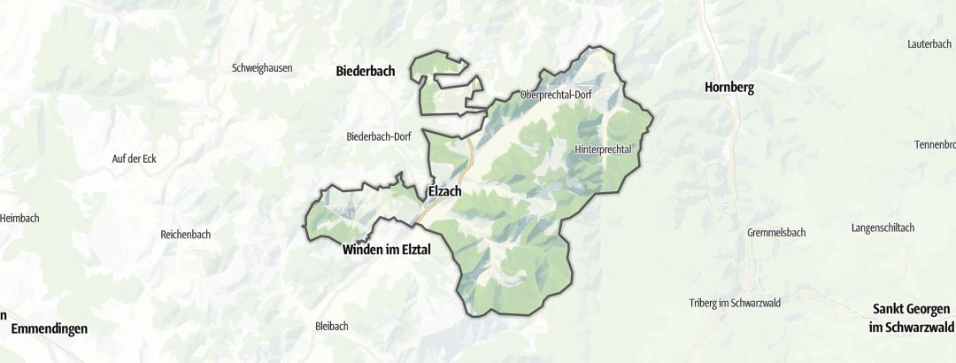 Hartă / Culinar in Elzach