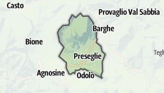 מפה / Preseglie