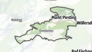 地图 / Markt Piesting