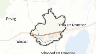 Mapa / Greifenberg