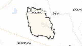מפה / Barbariga