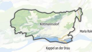 Cartina / Köttmannsdorf