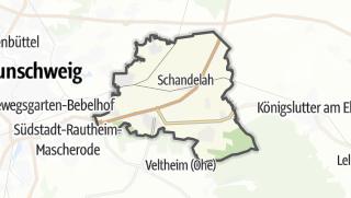 Mapa / Cremlingen