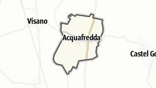 מפה / Acquafredda
