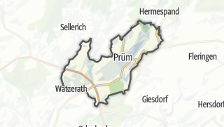 地图 / Prüm