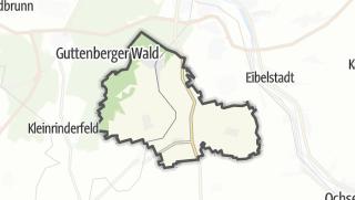 Mapa / Reichenberg