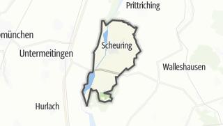 Mapa / Scheuring