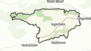 Mapa / Sugenheim