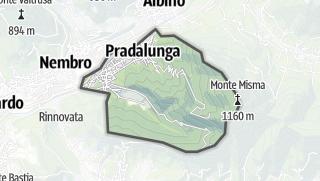 Hartă / Pradalunga