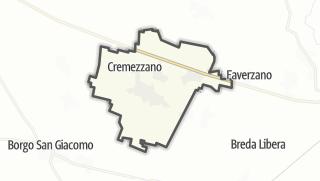 מפה / San Paolo