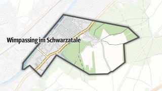 Map / Wimpassing im Schwarzatale