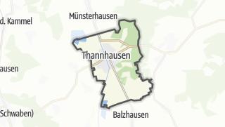 Cartina / Thannhausen