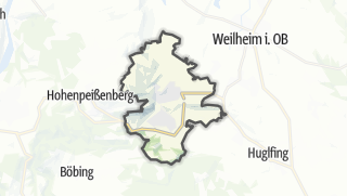 מפה / Peißenberg