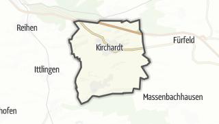 地图 / Kirchardt