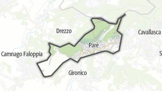 Hartă / Parè