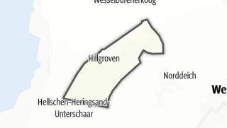 Mapa / Hillgroven