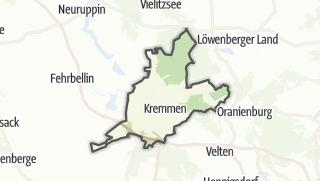 Cartina / Kremmen