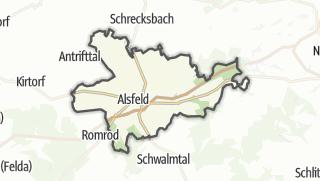 Cartina / Alsfeld
