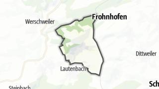 Karte / Breitenbach