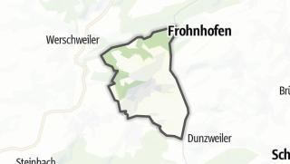 מפה / Breitenbach