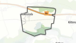 地图 / Vollersroda