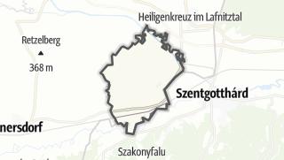 Mapa / Mogersdorf