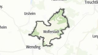 Cartina / Wolferstadt