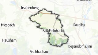 Karte / Bad Feilnbach