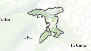 Карта / Romainmôtier-Envy