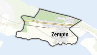 Cartina / Zempin