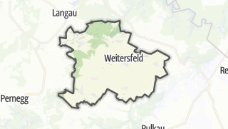 Cartina / Weitersfeld