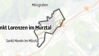 Cartina / Mürzhofen