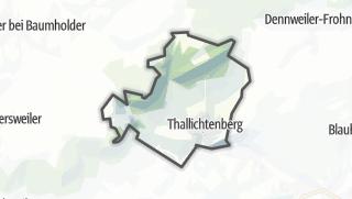 Karte / Thallichtenberg