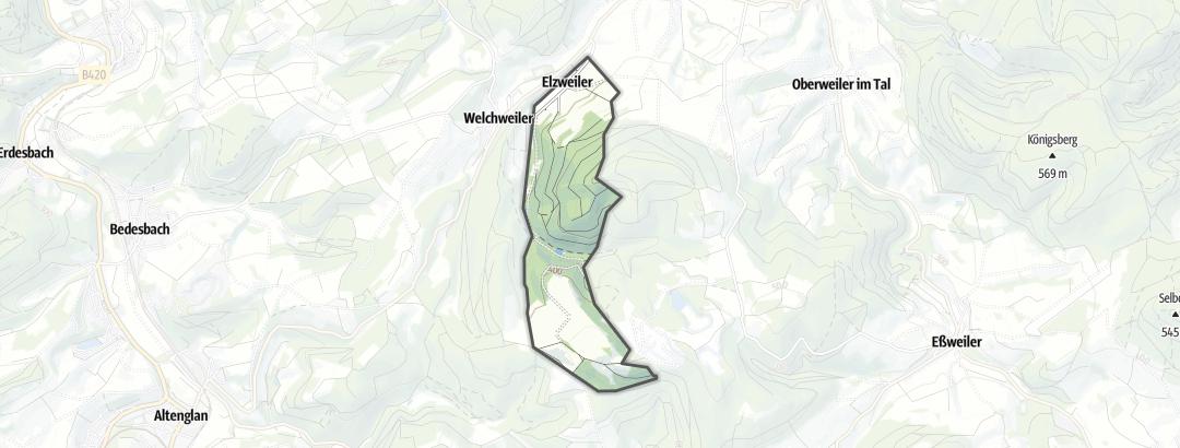 Kart / Terrengsykkel i Elzweiler